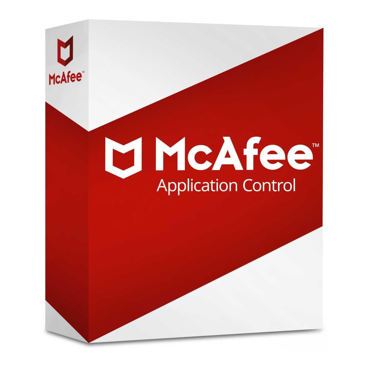 McAfee Application Control