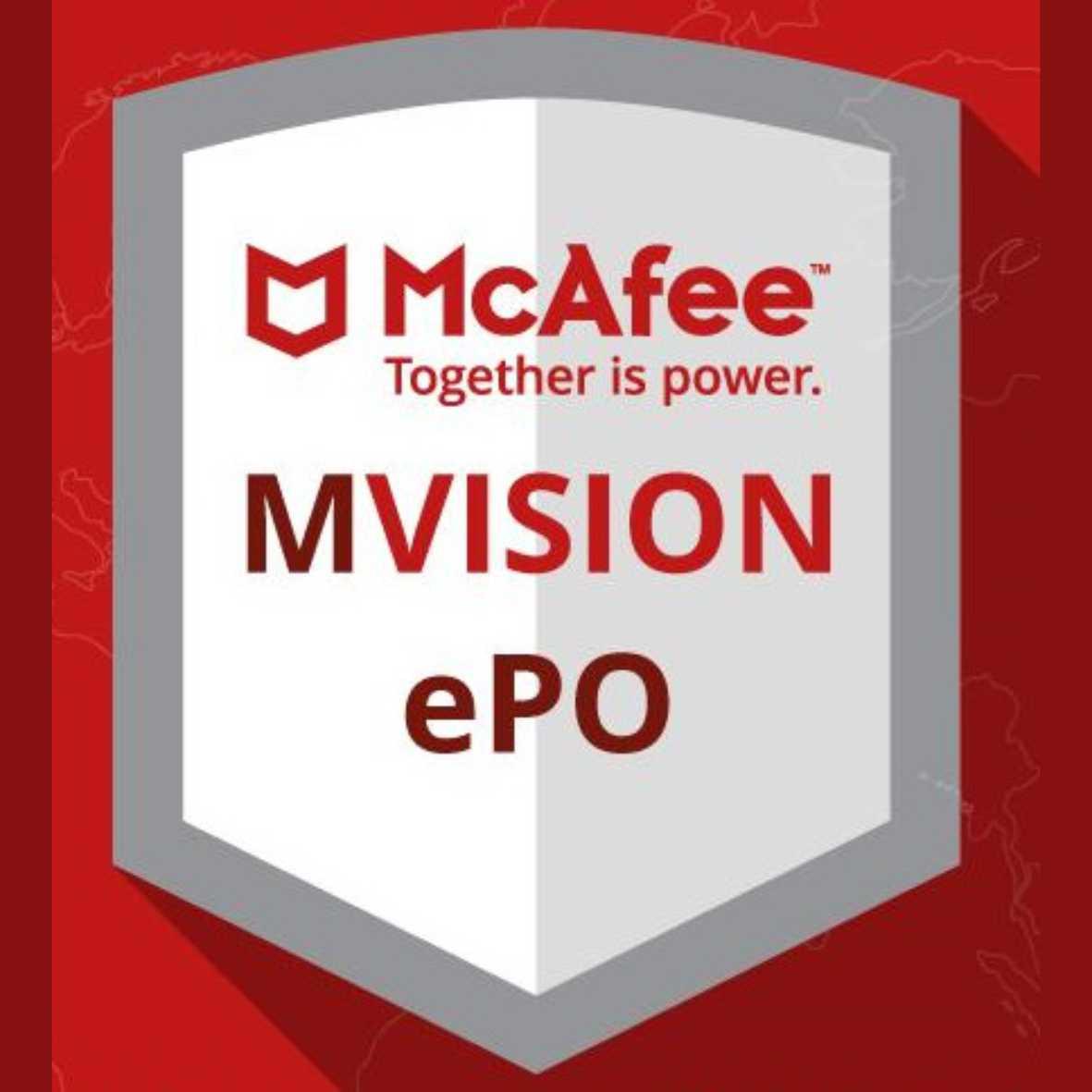 McAfee MVISION ePO