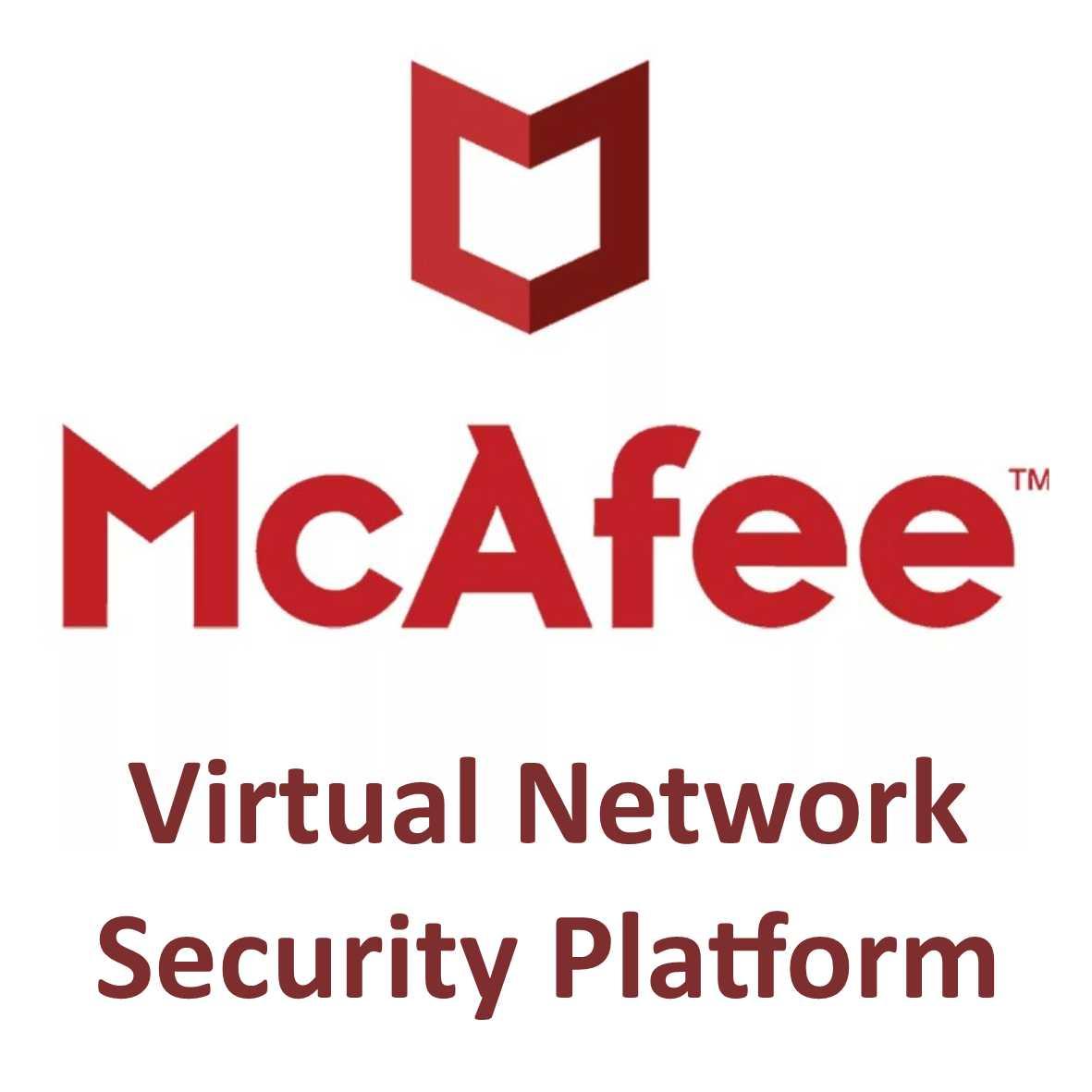 McAfee Virtual Network Security Platform