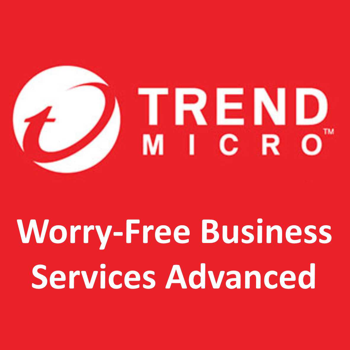 Worry-Free Business Services Advanced