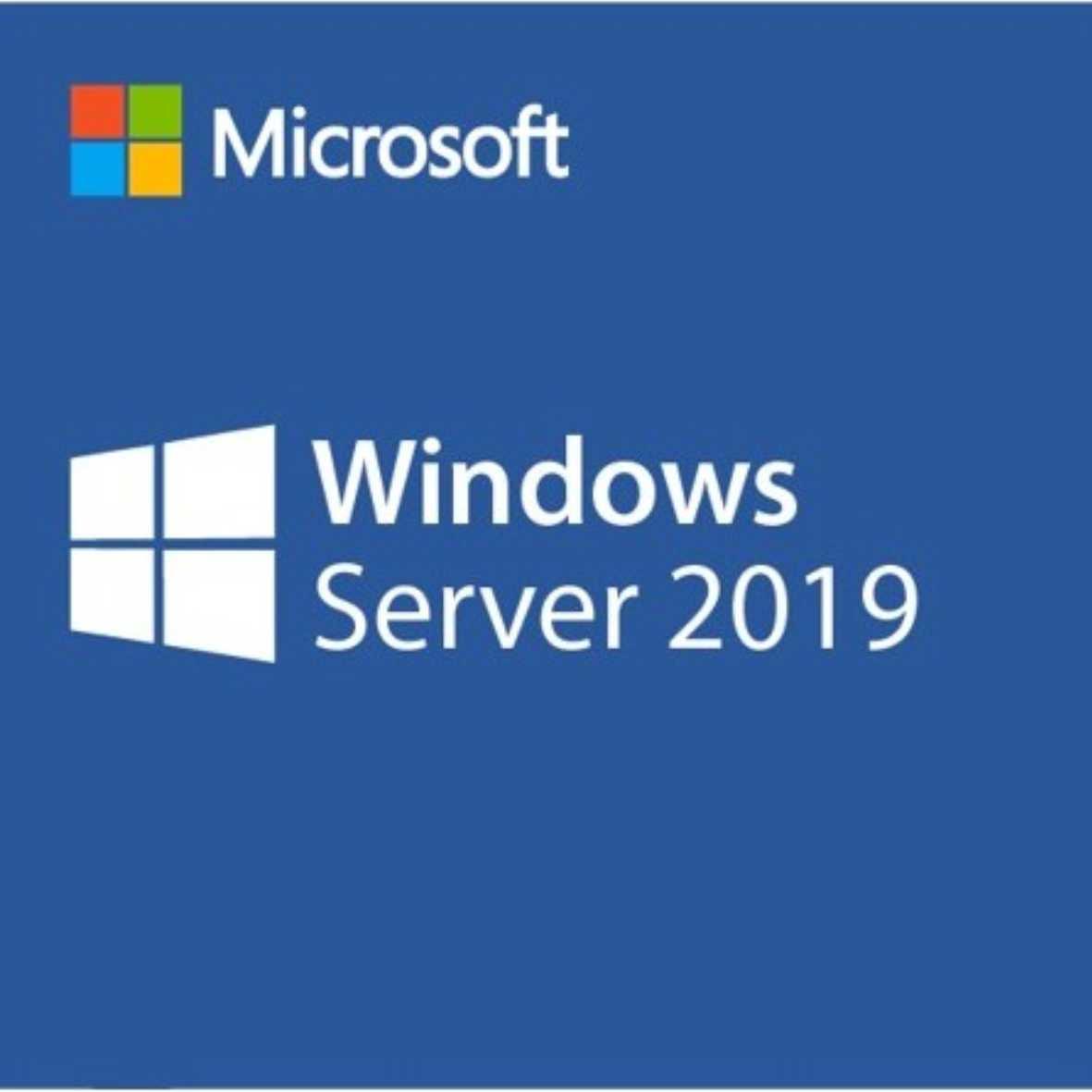 Windows Server 2019 Standard и Windows Server 2019 Datacenter