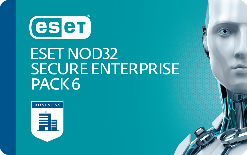 ESET NOD32 Secure Enterprise Pack 6