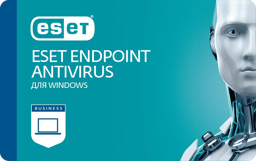 ESET Endpoint Antivirus для Microsoft Windows