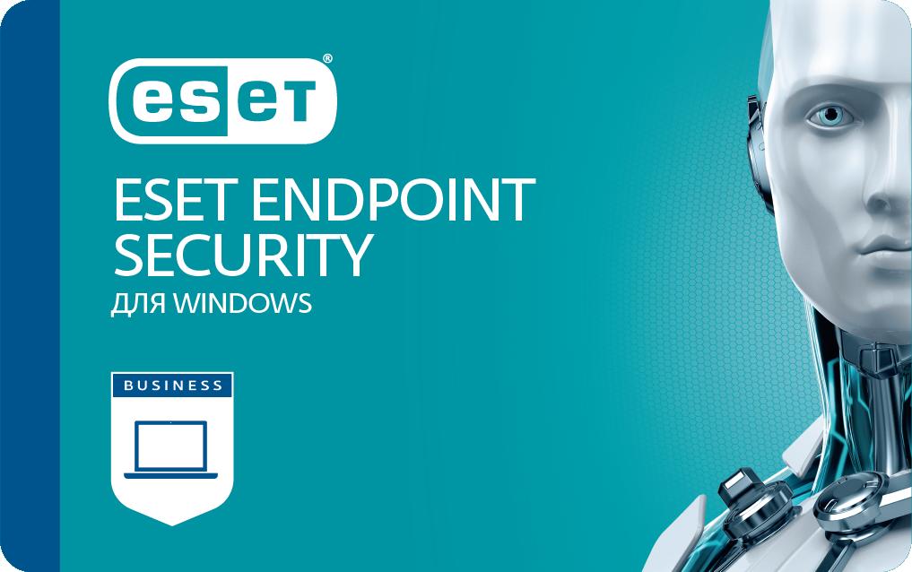 ESET Endpoint Security для Microsoft Windows
