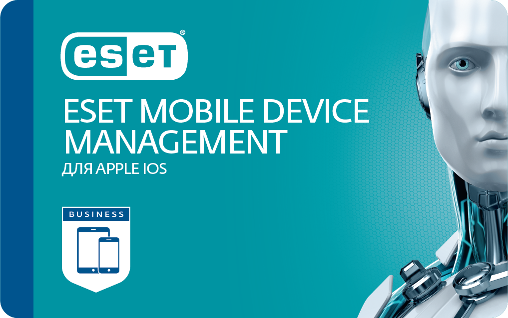 ESET Mobile Device Management для Apple iOS